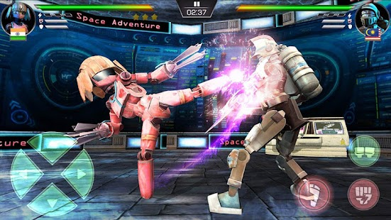 Clash Of Robots- Ultimate Fighting Battle Game 3D Screenshot