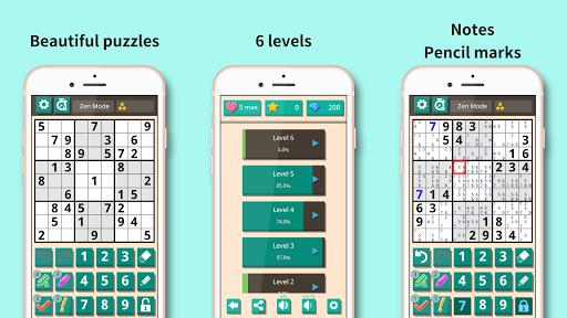 Sudoku classic 4.0.1072 screenshots 2