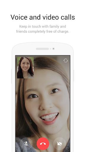 LINE Lite: Free Calls & Messages 2.17.0 Screenshots 1
