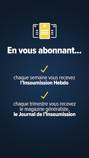 L Insoumission screenshot 6