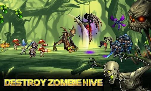 Aliens Vs Zombies MOD APK 100.0.20190716 (Ads Free) 3