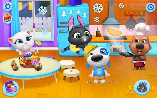 My Talking Tom Friends goodtube screenshots 12