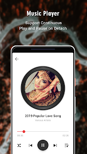 VDM Player – Best Status Video & Music Player MOD APK V2.1.4.11 – (Premium Unlocked) 5