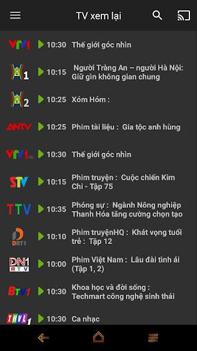mytv net for smartphone/tablet screenshot 3