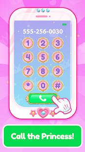 Baby Princess Phone 2 | girl games