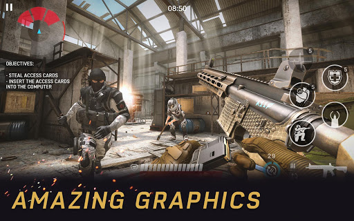 Warface: Global Operations - First person shooter 2.2.1 screenshots 7