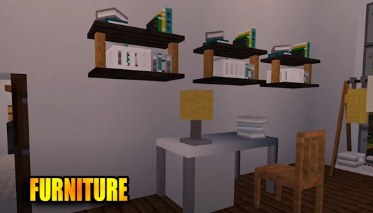 Furniture and decor mod 3
