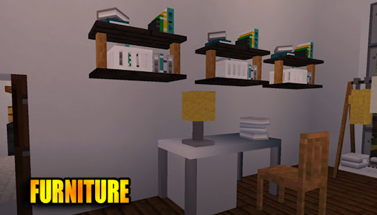 Image For Furniture and decor mod Versi 0.1 1