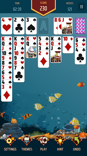 Solitaire 1.21 screenshots 2