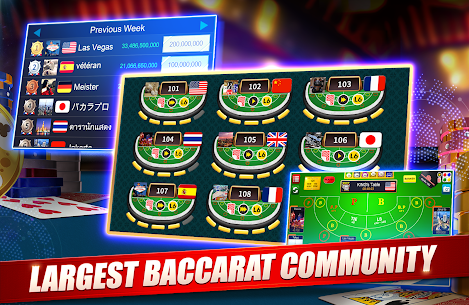 Dragon Ace Casino – Baccarat 5