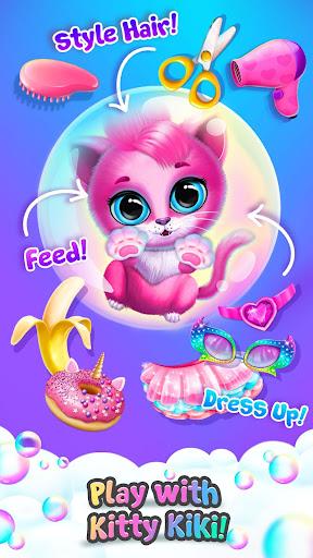 Kiki & Fifi Bubble Party - Fun with Virtual Pets  Screenshots 5