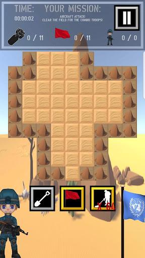 Trooper Sam - A Minesweeper Adventure apkpoly screenshots 4