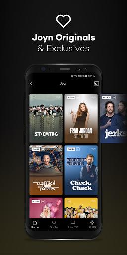 Joyn | deine Streaming App android2mod screenshots 3