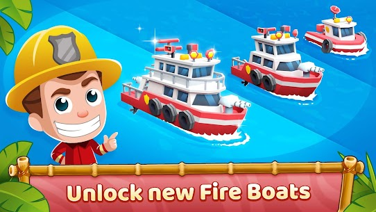 Idle Firefighter Tycoon Apk Download NEW 2021 4
