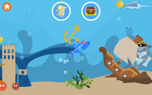 Carl the Submarine: Ocean Exploration for Kids  screenshots 13