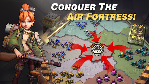 War of Fury Apkfinish screenshots 4