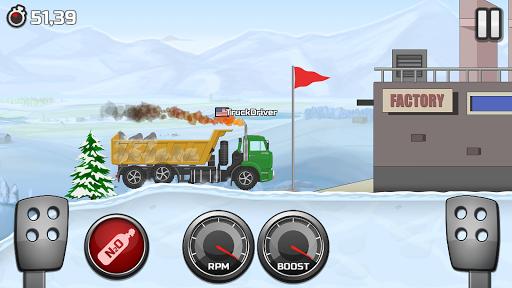 Truck Racing - Offroad hill climbing 1.9.3 screenshots 3