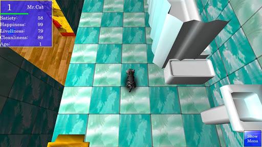 Cute Pocket Cat 3D 1.2.2.3 screenshots 7