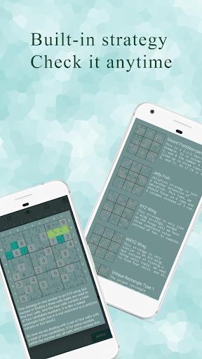 Ninja Sudoku - Classic & Killer Sudoku logic hint Apkfinish screenshots 7