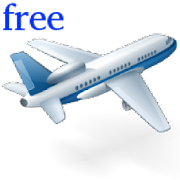 Airline tickets & Booking hotels & Rental Cars  Icon
