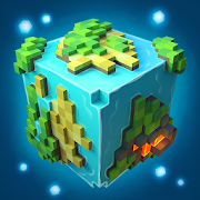 Planet of Cubes Craft Survival