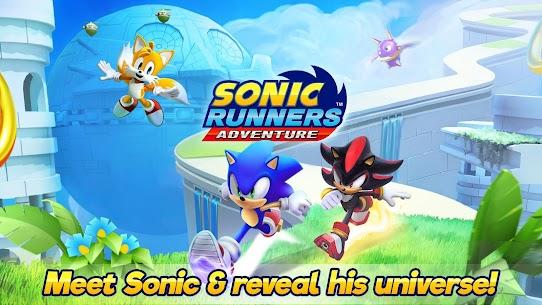 Baixar Sonic Runners Adventure Última Versão – {Atualizado Em 2021} 5