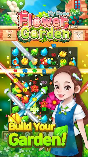 My Home Flower Garden: Puzzle Master 1.5.1 screenshots 1