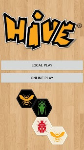 Hive with AI (board game) 1