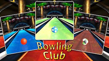 Bowling Club : Roller Ball Games