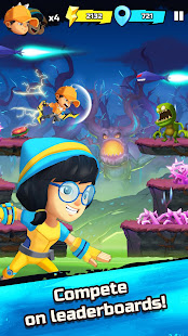 Image For BoBoiBoy Galaxy Run: Fight Aliens to Defend Earth! Versi 1.0.6g 2