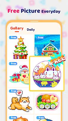 Pix123 - ぬりえ 無料、塗り絵、色塗りアプリ、色塗り、数字で色塗りのおすすめ画像4