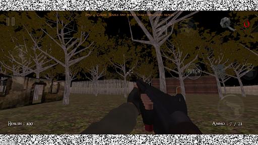 Slendergirl Must Die: The Asylum  screenshots 6