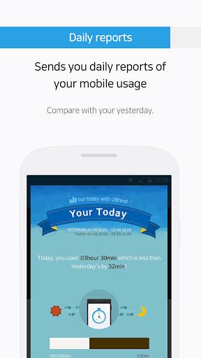 UBhind: No.1 Mobile Life Tracker/Addiction Manager 4.21.0 screenshots 4