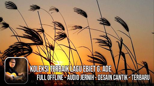 Ebiet G Ade Mp3 Offline Full Album Lengkap Terbaru 3.1 screenshots 1