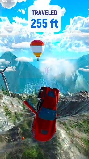 Crash Delivery! Destruction & smashing flying car!  Screenshots 2
