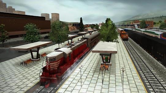Train Simulator PRO 2018 Mod Apk 1.5 (Unlimited Money) 8
