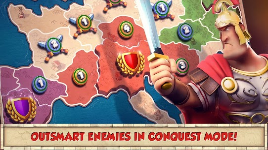 Download Total Conquest online game Roman Empire Android 4