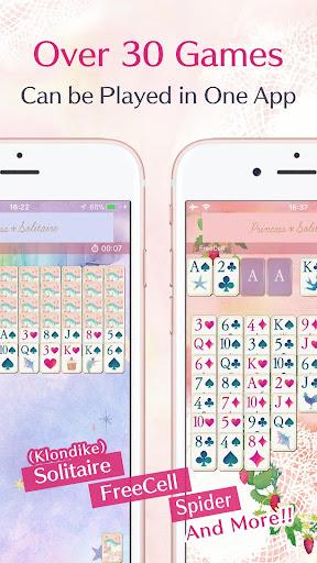 Princess*Solitaire - Cute! 3.5.7 screenshots 14