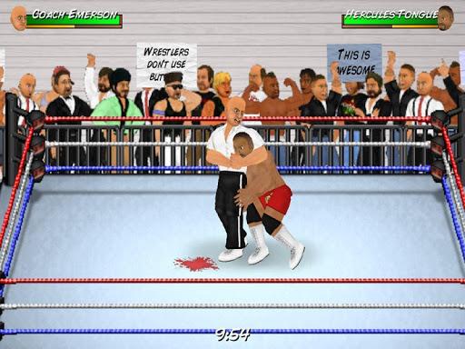 Wrestling Revolution screenshots 3