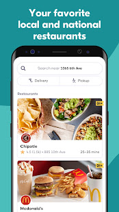 Grubhub: Local Food Delivery & Restaurant Takeout 2021.28 Screenshots 3
