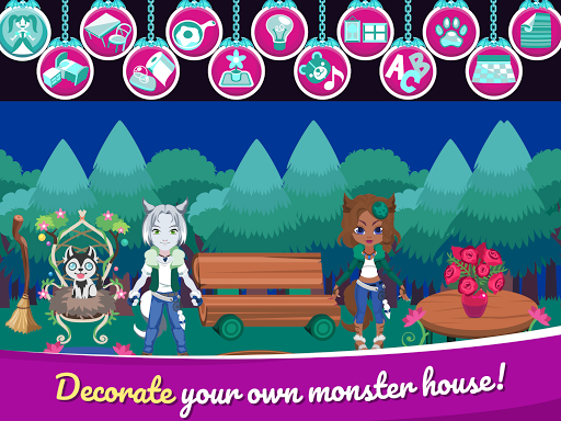 My Monster House - Make Beautiful Dollhouses android2mod screenshots 11
