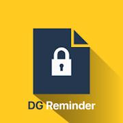 DG Reminder - a digital document wallet!