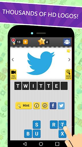 Logo Game: Guess Brand Quiz 5.4.5 screenshots 11