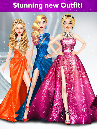 Model Fashion Red Carpet: Dress Up Game For Girls 0.4 screenshots 8