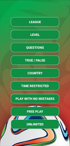 Soccer Logo Quiz 3  screenshots 5