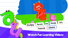 Kids Spelling & Reading Games - Learn To Readのおすすめ画像5