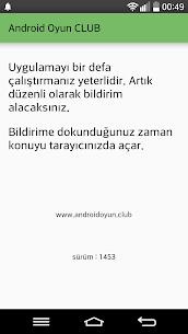 AOClub Bildirim 1