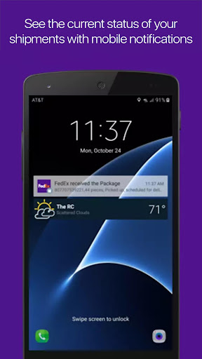 FedEx Mobile 8.5.1 Screenshots 7
