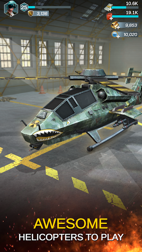 Gunship War: Helicopter Strike 1.01.32 screenshots 1