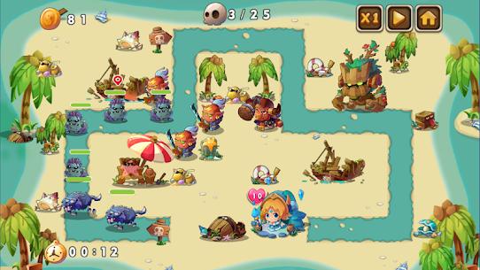 Heroes Defender Fantasy – Epic Tower Defense Game 1.1 Apk 4
